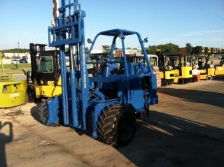 Teledyne Princeton Piggyback 5000 Lb Lift Truck photo