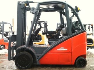 2006 Linde Cushion 5000 Lb H25ct - 600 Forklift Lift Truck photo