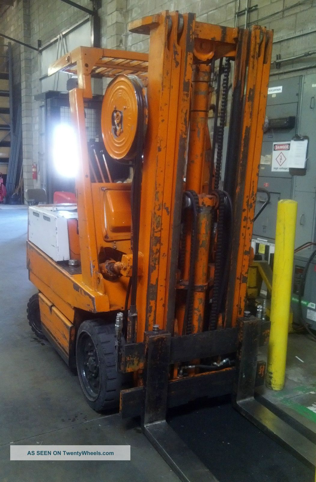 2fbca25 Toyota Forklift Other photo