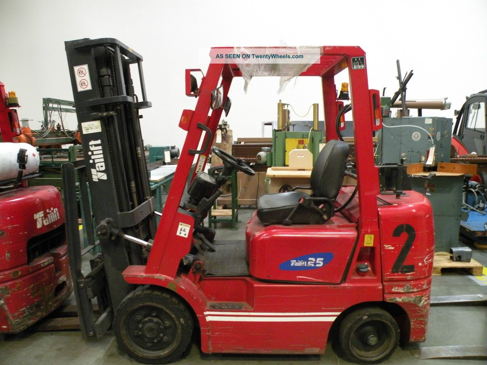 2007 Tailift Fg25c - Gml Forklift Other photo