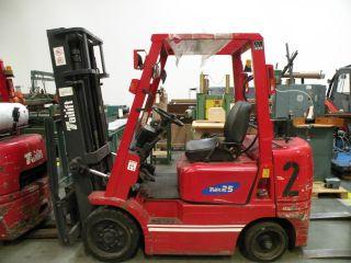 2007 Tailift Fg25c - Gml Forklift photo