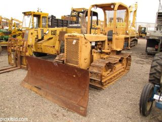 Dresser Td 7e Crawler Dozer {runs & Works Weak Engine Bye Blow photo