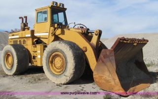 Dresser 570 11 Yard Bucket Wheel Loader Heavy Equip. . .  Must Go photo