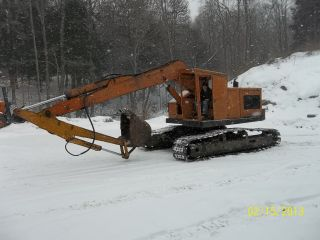 Drott 50 Excavator,  Diesel,  42k Lb Excavator photo