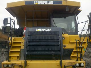 Caterpillar 775f Haul Truck photo
