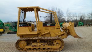 Caterpillar D5c Series 3 Dozer Bulldozer photo