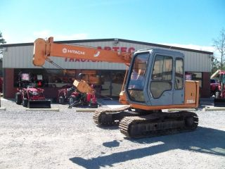 1996 Hitachi Ex60 Lc - Crawler Crane - Excavator - Good Tracks photo