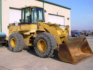 Caterpillar 928f Wheel Loader With Cab,  Gp Bucket,  Low Hour Township Machine photo