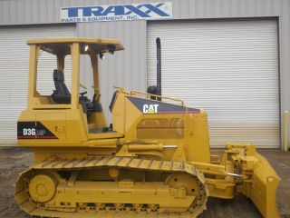 Caterpillar D3g Lgp 2119 Hours photo