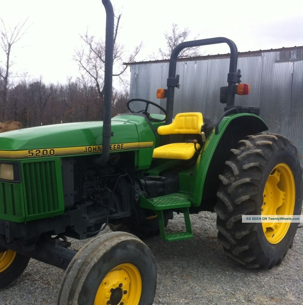 Ford 5200 Tractor Farm : John deere tractor good little ready to