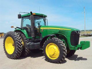 2005 John Deere 8320 Tractor Nr photo