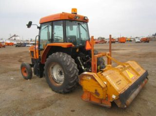 1999 Case Cx80 Tractor Mower photo