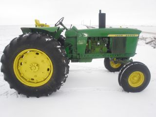 John Deere 4020 Diesel photo