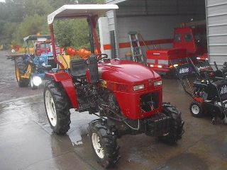 Nortrac 4x4 Compact Tractor photo