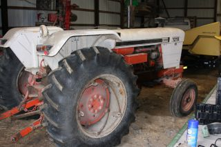 Case David Brown 1210 Tractor Case Ih photo