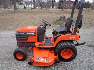 Kubota Bx2200 Wow One Owner Garage Kept.  Don ' T Miss This One photo