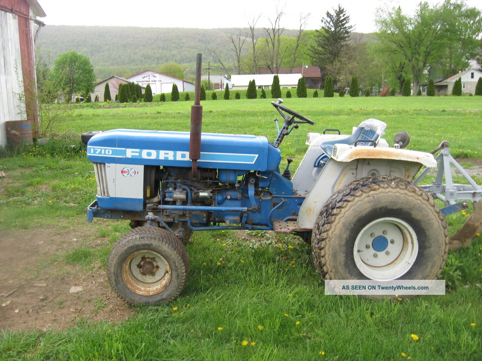 Ford 1710 Engine : Ford tractor engine bing images