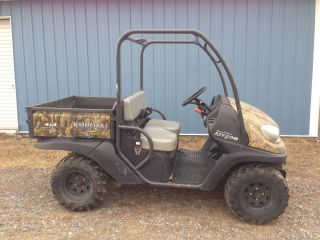 2010 Kubota Rtv500 4x4 Utility Vehicle 257 Hours photo