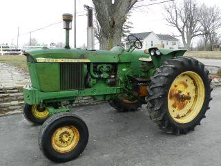 John Deere 3020 Tractor - Gas photo