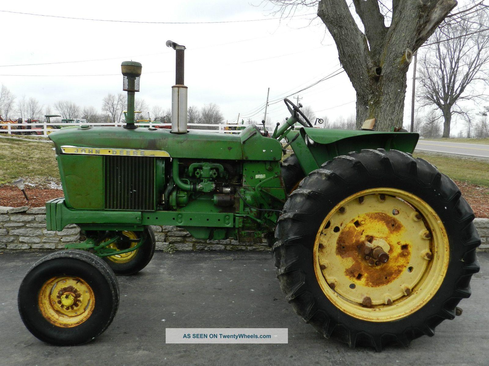 John Deere 3020 Tractor Gas Wiring Harness
