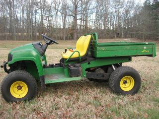 John Deere Gator Hpx photo