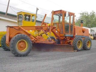 Galion A500 Articulated Road Grader photo