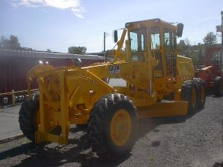 Galion 500 Road Grader photo