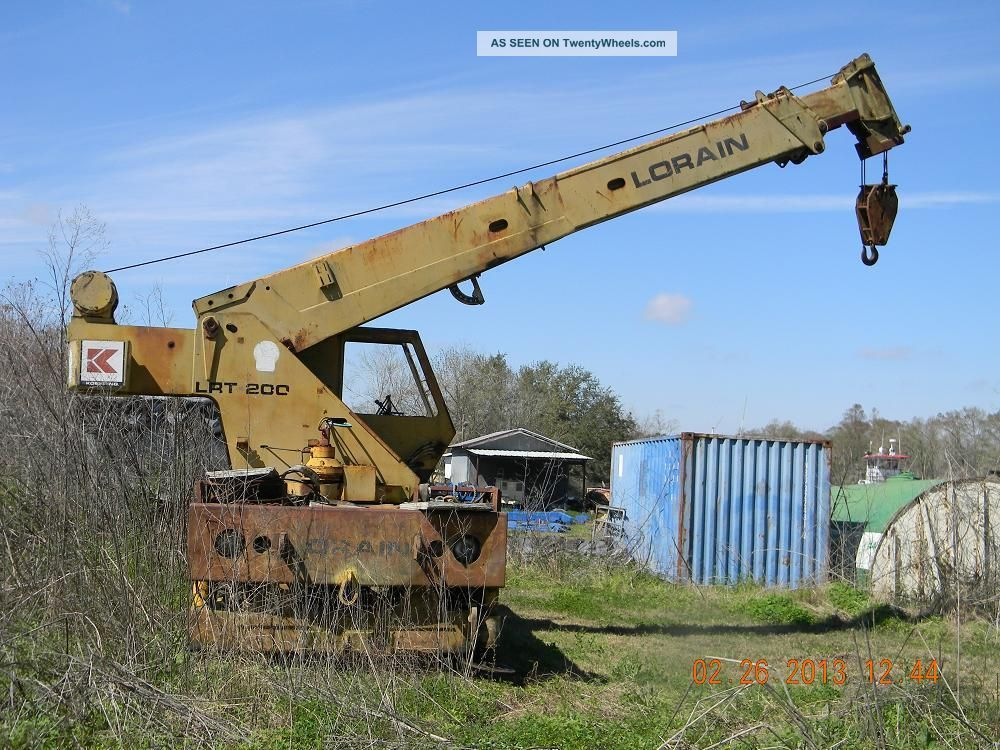 Lorain Rt 20 Cranes photo