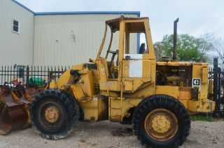 Caterpillar Wheel Loader photo