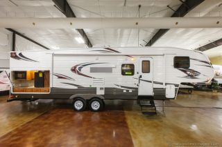 2013 Bunkhouse 5th Wheel 295bhssok photo