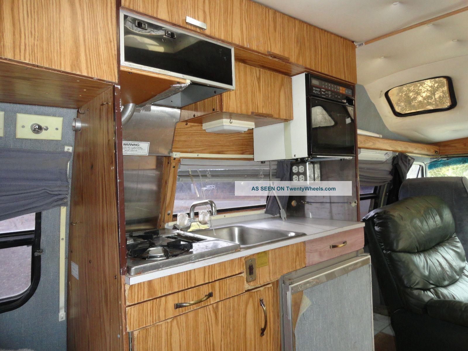 1988 Dodge Ram Road Trek 2 Camper Van