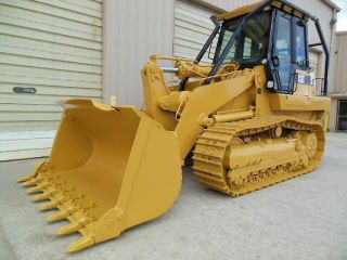 Caterpillar 963c Track Loader photo