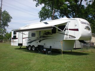 2008 Forest River Cedar Creek 362 Bsa photo