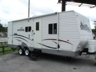 2007 Sunray Smokey 24bhle photo