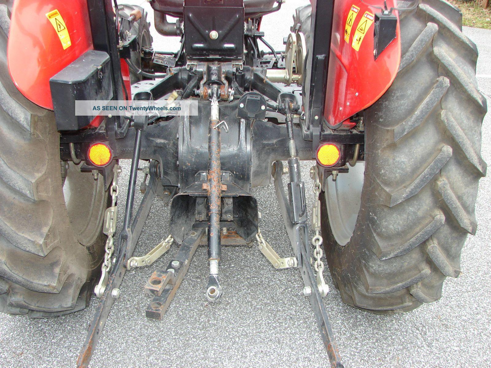 massey ferguson  wd tractor