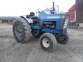 Ford Diesel Tractor Thumb Lgw