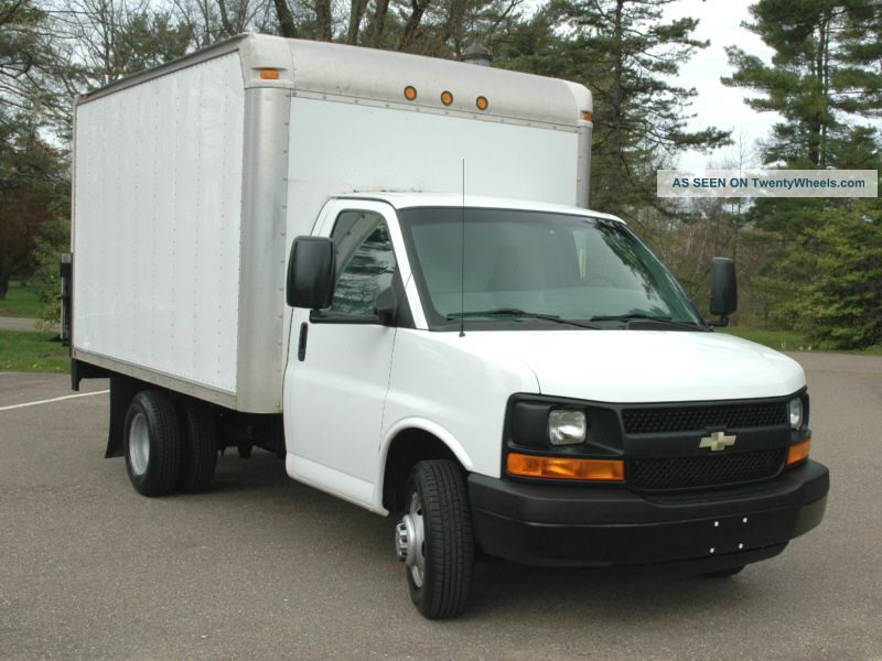New Cutaway Van Box Trucks For Sale