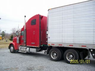 2007 Freightliner Classic 132xl photo