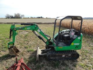 2005 Bobcat 325g Mini_excavator photo
