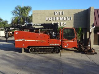 2008 Ditch Witch Jt8020 Mach 1 Directional Drill Boring Machine photo