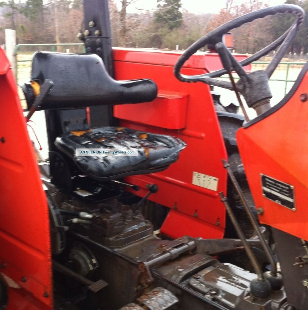 Ferguson Rear Tractor Rims Used : Massey ferguson farm tractor rear tires canopy top