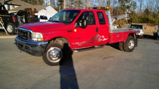 2002 Ford F - 550 photo