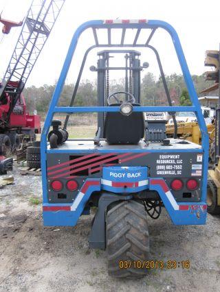 Princeton Piggyback D - 50 Forklift photo