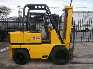 Caterpillar 1979 V50c 5000lb Outdoor Style Forklift 2 Stage $6,  200 photo