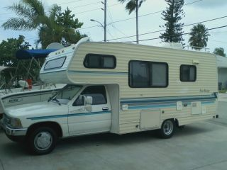 1991 Toyota Dolphin/seabreeze photo