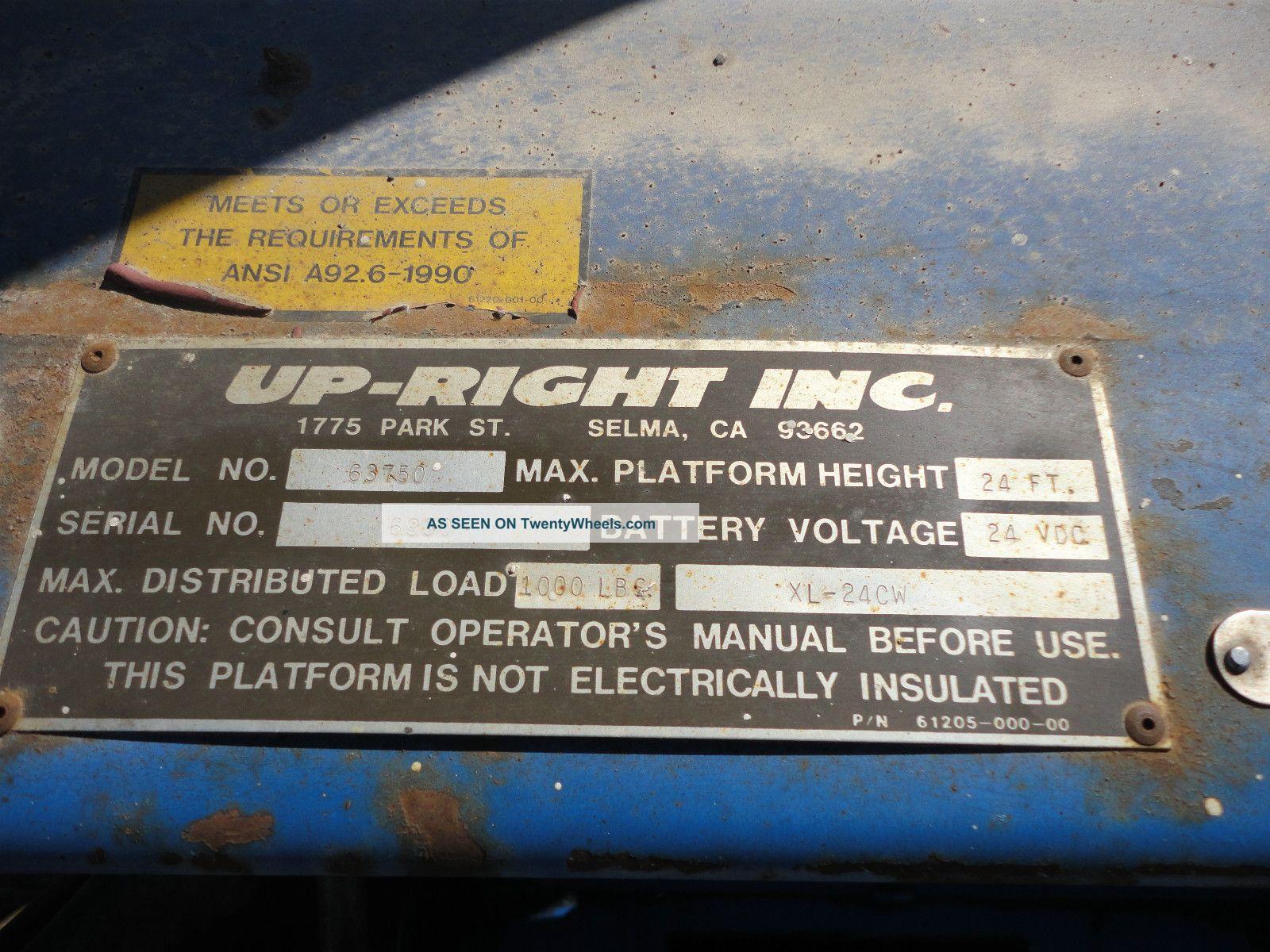 upright mx19 scissor lift wiring diagram solidfonts genie scissor lift wiring diagram