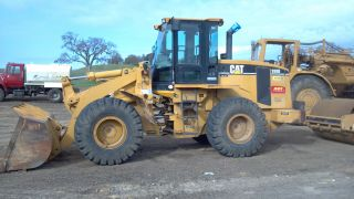 Cat Caterpillar 938 G Diesel Wheel Loader photo