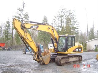 2007 Caterpillar 315cl Excavator Hyd Q/c &thumb photo