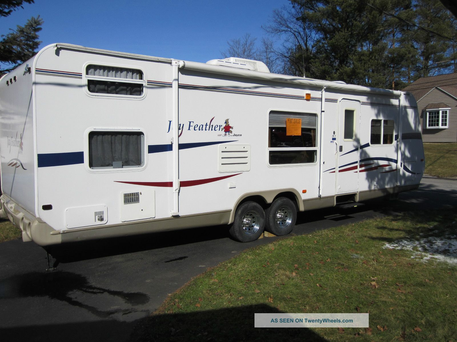 2007 Jayco Jayfeather Travel Trailers photo