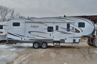 2013 Forest River Wildcat Extralite 312bhx photo